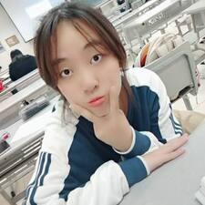Gebruikersprofiel 郑晨菲