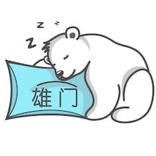 Användarprofil för 江昊