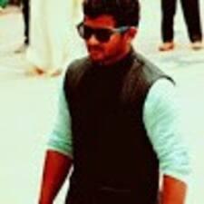 Chandan felhasználói profilja