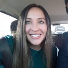 Henkilön Luisa Fernanda käyttäjäprofiili