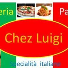 Perfil do utilizador de Luigi
