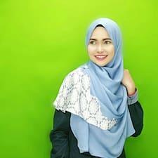 Zalinda User Profile