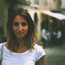 Profil utilisateur de Murielle