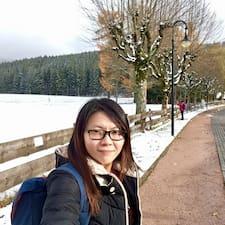 Suanne felhasználói profilja