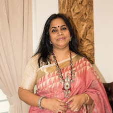 Profil utilisateur de Bhaswati
