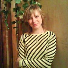 Profil utilisateur de Людмила