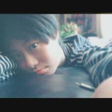 馨月 felhasználói profilja