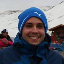 Profilo utente di Lourival Mayron