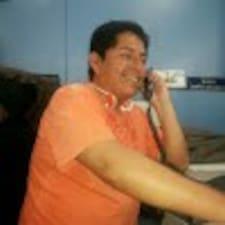 Användarprofil för Ramiro