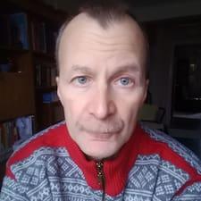 Profil utilisateur de Jukka