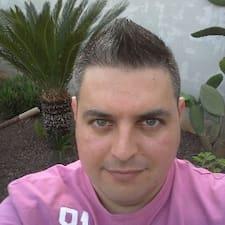 Profil utilisateur de Giuseppe Fernando