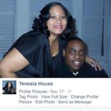 Tenesia User Profile