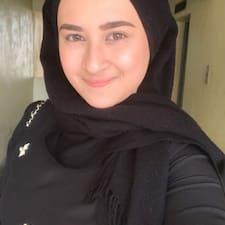 Nutzerprofil von Adibah Alya