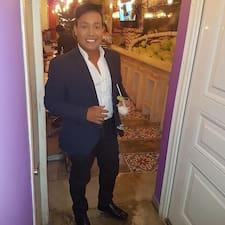 Profil Pengguna Daniel Armando