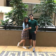 Radhika & Shantanu User Profile