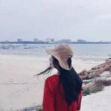 恬静 felhasználói profilja