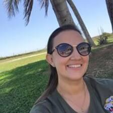 Maria Da Glória felhasználói profilja