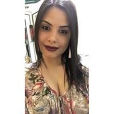 Gebruikersprofiel Alana Gabriela