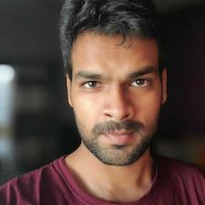 Användarprofil för Manoj Kumar