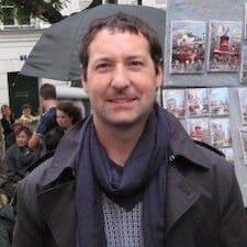 Jose R. User Profile