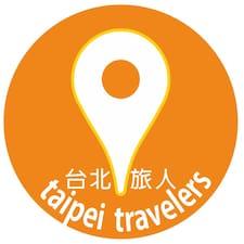 Gebruikersprofiel 台北旅人國際青年旅館Taipei Travelers