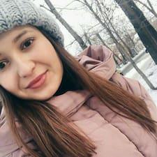 Profil utilisateur de Динара