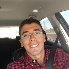 Marcus Vinicius felhasználói profilja