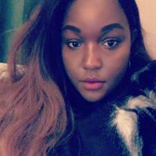 Profil utilisateur de Thandi Radhia