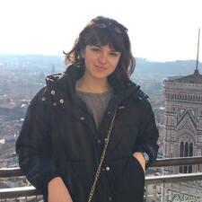 Profilo utente di Isabella