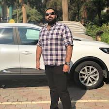 Khaled - Uživatelský profil
