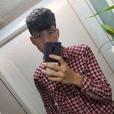 邱文曦 felhasználói profilja
