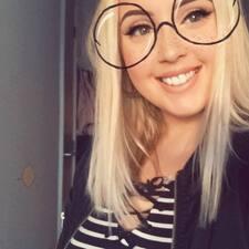 Profil utilisateur de Leona