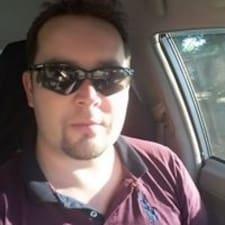 Blas felhasználói profilja
