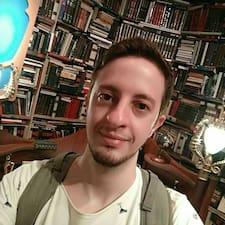 Profil utilisateur de Moisés Fiúsa Menezes