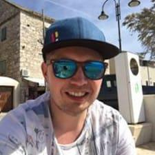 Michiel felhasználói profilja