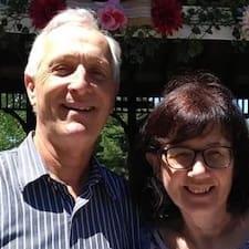 Annette & Richard Brukerprofil