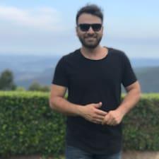 Reza felhasználói profilja