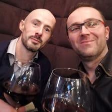 Profil utilisateur de Fabrice & Olivier