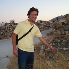 โพรไฟล์ผู้ใช้ Αλεξανδροσ