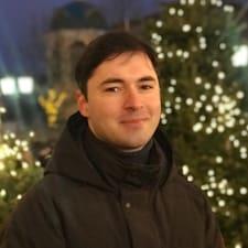Profil utilisateur de Magomed