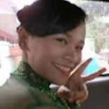 Desy Anggreni felhasználói profilja