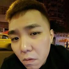 金峰 felhasználói profilja