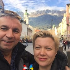 Профиль пользователя Gerhard & Erika