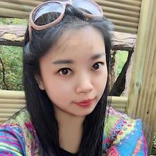 Профиль пользователя 青