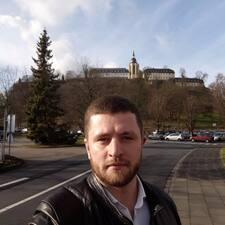 Egor Kullanıcı Profili
