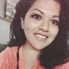 Elizabet Andrea felhasználói profilja