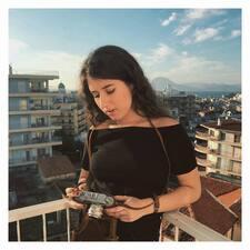 Adriani User Profile