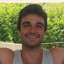 Profil Pengguna Danilo