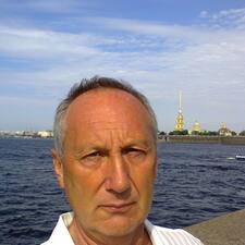 Perfil do utilizador de Евгений