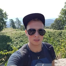 Profil utilisateur de Nikolas